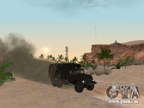 ZIL 131 Kung für GTA San Andreas