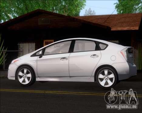 Toyota Prius pour GTA San Andreas moteur