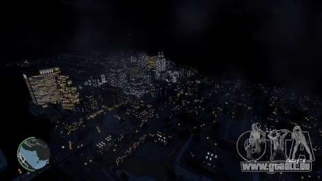 ENB-promo (0.79) v7.0 pour GTA 4 quatrième écran