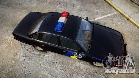 Vapid Police Cruiser LSPD Generation [ELS] pour GTA 4 est un droit