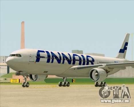 Airbus A330-300 Finnair (Current Livery) für GTA San Andreas linke Ansicht