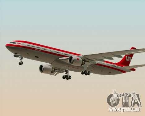 Airbus A330-300 LTU International für GTA San Andreas Seitenansicht