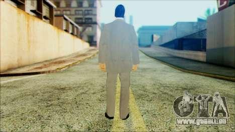 Triadb from Beta Version für GTA San Andreas zweiten Screenshot