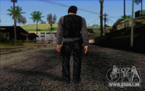Reynolds from ArmA II: PMC pour GTA San Andreas deuxième écran