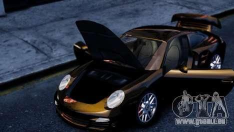 Porsche 911 Turbo pour GTA 4 est un droit