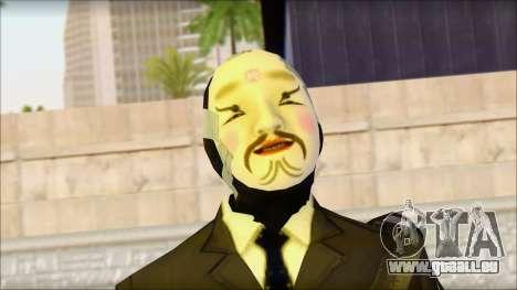 Rob v1 für GTA San Andreas dritten Screenshot