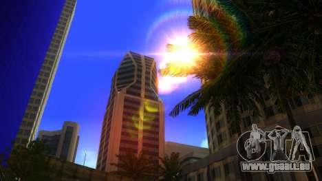 HD texture quatre gratte-ciel de Los Santos pour GTA San Andreas deuxième écran
