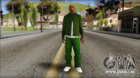 New CJ v1 pour GTA San Andreas