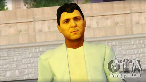 Michael from GTA 5 v4 pour GTA San Andreas troisième écran