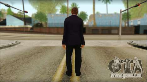 GTA 5 Ped 12 pour GTA San Andreas deuxième écran