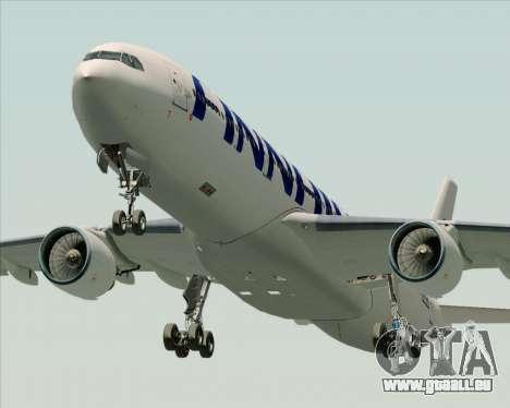 Airbus A330-300 Finnair (Current Livery) für GTA San Andreas Seitenansicht
