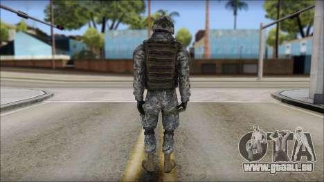 USA TD pour GTA San Andreas deuxième écran