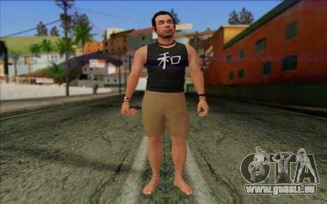 Fabien LaRouche from GTA 5 pour GTA San Andreas