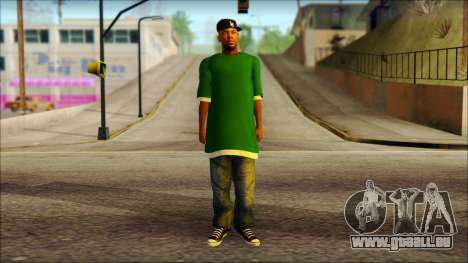 Sweet v2 pour GTA San Andreas
