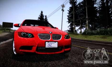 Graphic mod for Medium PC pour GTA San Andreas quatrième écran