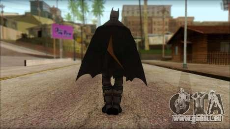 Batman From Batman: Arkham Origins pour GTA San Andreas deuxième écran