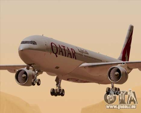 Airbus A330-300 Qatar Airways pour GTA San Andreas