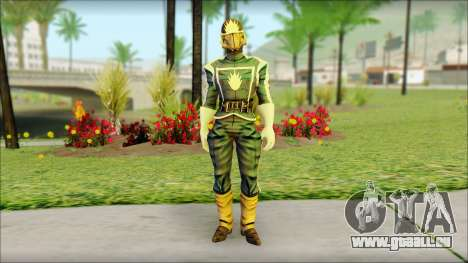 Guardians of the Galaxy Star Lord v1 für GTA San Andreas