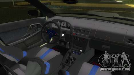 Subaru Impreza WRX STI GC8 Sedan Type 2 für GTA Vice City Rückansicht