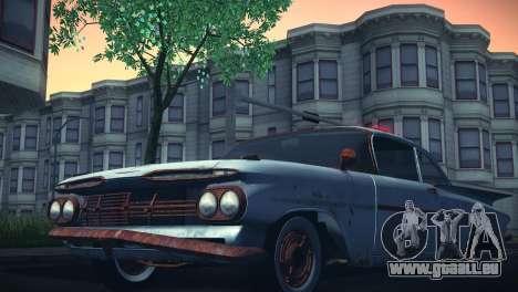 ENBSeries Multiplayer Expierence für GTA San Andreas dritten Screenshot