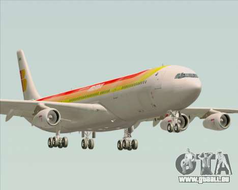 Airbus A340 -313 Iberia für GTA San Andreas