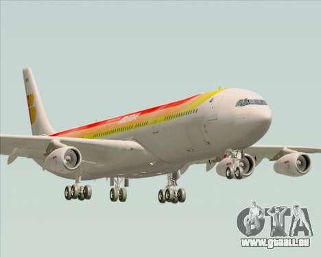 Airbus A340 -313 Iberia pour GTA San Andreas