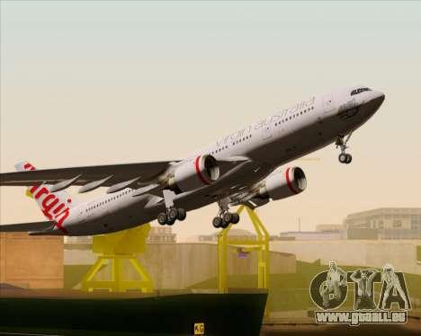 Airbus A330-200 Virgin Australia pour GTA San Andreas moteur