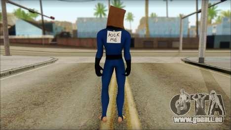 Spiderman pour GTA San Andreas deuxième écran