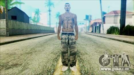 New Cesar pour GTA San Andreas