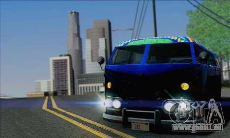 GTA V Surfer pour GTA San Andreas vue de droite