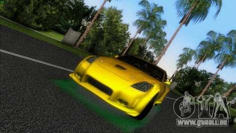 Nissan 350Z Veiside Chipatsu für GTA Vice City linke Ansicht
