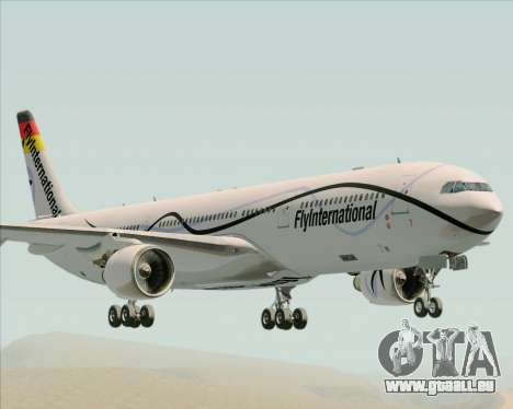 Airbus A330-300 Fly International pour GTA San Andreas
