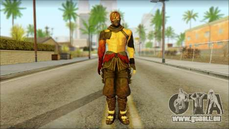 Ryu True Fighter From Dead Or Alive 5 pour GTA San Andreas