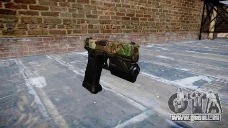 Pistole Glock 20 ronin für GTA 4
