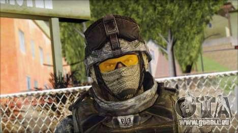 USA TD pour GTA San Andreas troisième écran