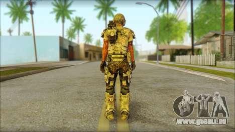 Le Chapitre suivant (Aliens vs. Predator 2010) v pour GTA San Andreas deuxième écran