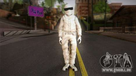 The Stig from Top Gear pour GTA San Andreas
