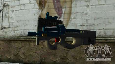 P90 from PointBlank v6 für GTA San Andreas