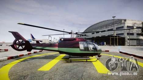 GTA V Maibatsu Frogger für GTA 4 linke Ansicht