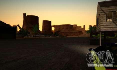 ENB Series by phpa v5 für GTA San Andreas zehnten Screenshot