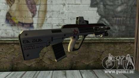 AUG A3 from PointBlank v2 für GTA San Andreas zweiten Screenshot