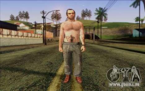 Trevor Phillips Skin v5 für GTA San Andreas