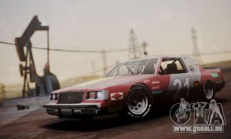 Buick Regal 1983 pour GTA San Andreas