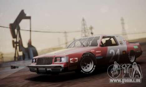 Buick Regal 1983 pour GTA San Andreas