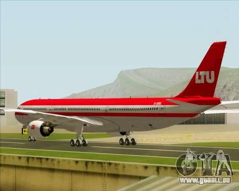 Airbus A330-300 LTU International für GTA San Andreas rechten Ansicht