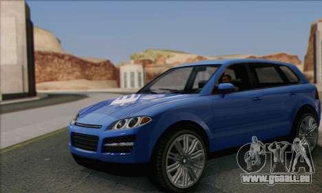 Obey Rocoto 1.0 (HQLM) pour GTA San Andreas