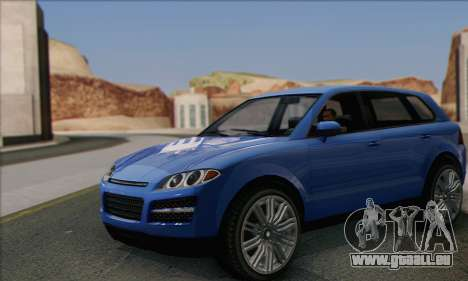 Obey Rocoto 1.0 (HQLM) für GTA San Andreas