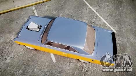 Chevrolet II Nova SS 1966 Custom [EPM] PJ1 für GTA 4 rechte Ansicht