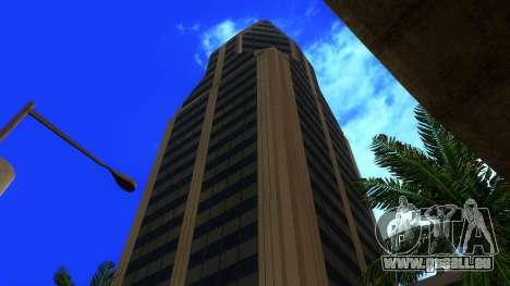 HD texture vier Wolkenkratzer in Los Santos für GTA San Andreas neunten Screenshot