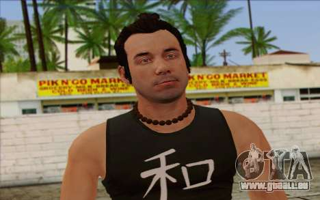 Fabien LaRouche from GTA 5 für GTA San Andreas dritten Screenshot